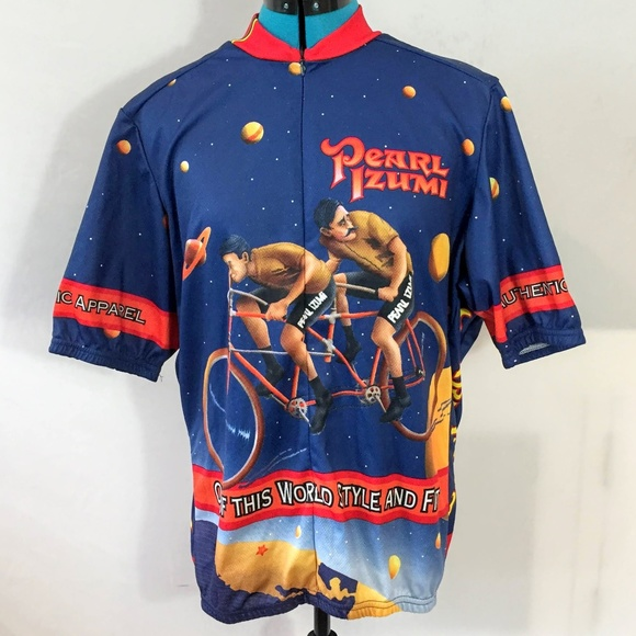 M 5bb616dfbaebf6b0dda739bb. Other Shirts you may like. Pearl Izumi Half Zip  Leisure Cycling Jersey Size M. Pearl Izumi ... c22a0bc61